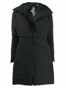 Mammut Delta X hooded padded coat - Black