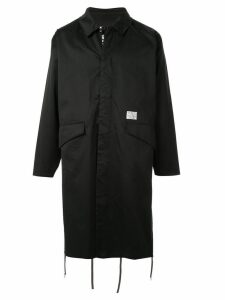 Makavelic Carry On military coat - Black