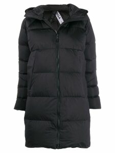 Mammut Delta X hooded padded coat - Black