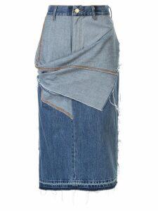 Litkovskaya Naomi skirt - Blue