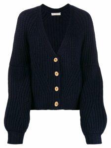 Ulla Johnson chunky-knit cardigan - Blue