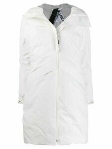 Mammut hooded padded coat - White