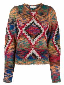 Vanessa Bruno knitted jumper - Orange