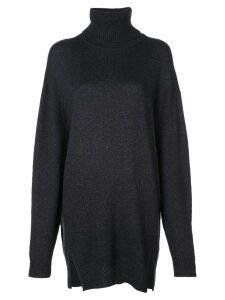 Beau Souci jumper dress - Blue