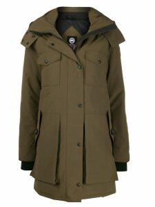 Canada Goose Gabriola Parka coat - Green