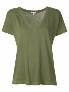 Alex Mill v-neck T-shirt - Green