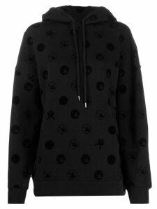 McQ Alexander McQueen swallows hoodie - Black