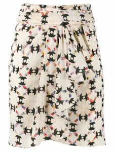 Isabel Marant Brazen skirt - Neutrals