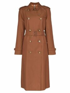 Burberry Waterloo trench coat - Brown