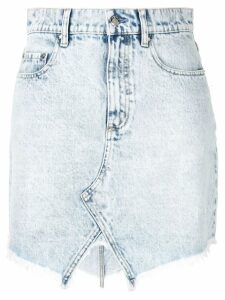 Nobody Denim The Edge skirt - Blue