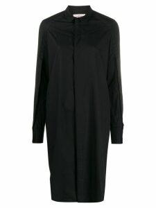 A.F.Vandevorst Doris shirt midi dress - Black