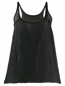 Styland loose fit tank top - Black