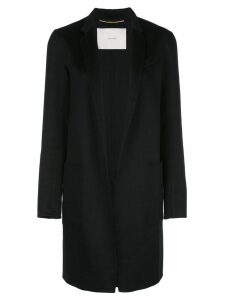Adam Lippes Zibelline car coat - Black