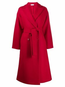 Red Valentino RED(V) wrap oversized coat