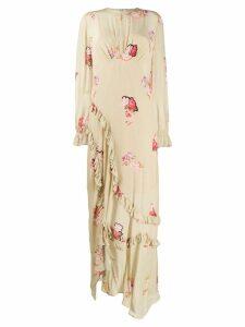 Preen Line Gabriella dress - NEUTRALS