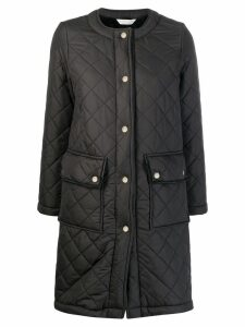 Mackintosh HUNA Black Quilted Coat LQ-1006