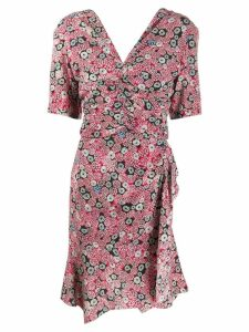 Isabel Marant Arodie dress - PINK