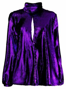 Racil sequin embroidery top - Purple