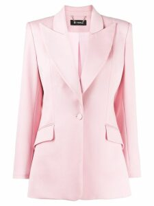 Styland peaked lapel blazer - Pink