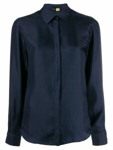 Agnona relaxed-fit shirt - Blue