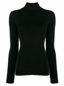Toteme turtleneck jumper - Black