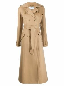 Gabriela Hearst belted trench coat - Brown
