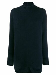 Pringle Of Scotland turtleneck jumper - Blue