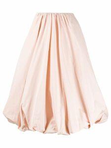 Simone Rocha puffball midi skirt - Pink