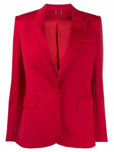 Styland single breasted blazer - Red