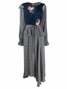 Preen Line Maieka midi dress - Grey