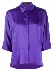 Styland loose fit blouse - Purple