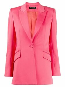 Styland single breasted blazer - Pink