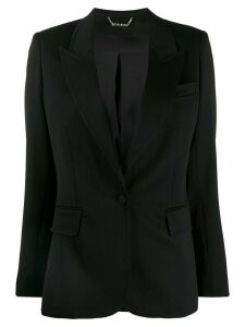 Styland single breasted blazer - Black