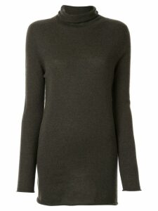 Agnona turtleneck jumper - Green