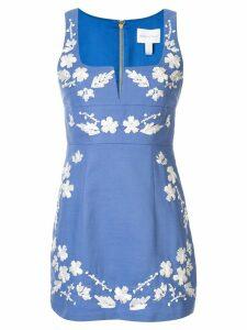 Alice McCall Pastime Paradise mini dress - Blue