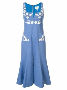 Alice Mccall Pastime Paradise floral dress - Blue
