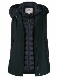 Woolrich Donna double-layered coat - Blue
