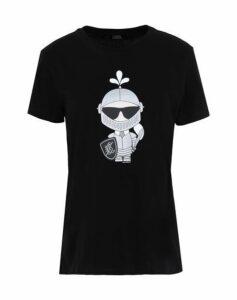 KARL LAGERFELD TOPWEAR T-shirts Women on YOOX.COM