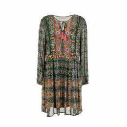 Botanique Short Flared Dress