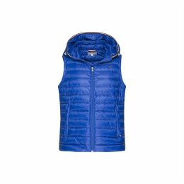 Lightweight Hooded Padded Gilet