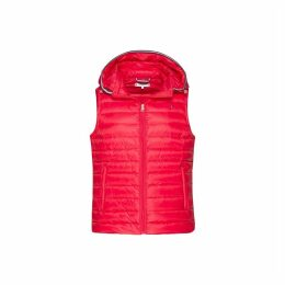 Light Hooded Padded Gilet