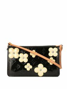 Louis Vuitton Pre-Owned Fleurs Lexington shoulder bag - Black