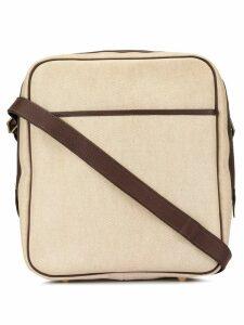 Hermès Pre-Owned VICTORIA Shoulder Bag - White