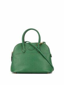 Hermès Pre-Owned Bolide mini hand bag - Green