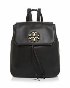 Tory Burch Miller Medium Leather Backpack