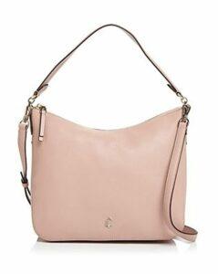 kate spade new york Medium Pebbled Leather Shoulder Bag