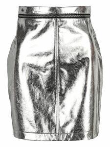 Philosophy High Waist Mini Skirt