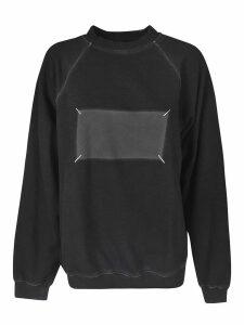 Maison Margiela Patch Print Sweatshirt