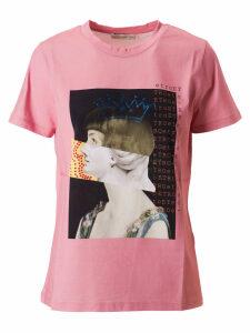 Etro Printed Cotton T-shirt