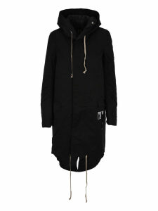 Dark Shadow Hooded Parka